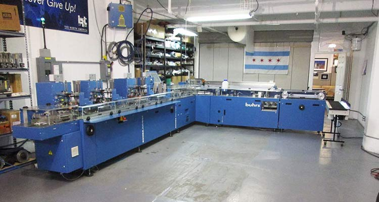 Buy Buhrs Systems and other CoMailers and Inserters