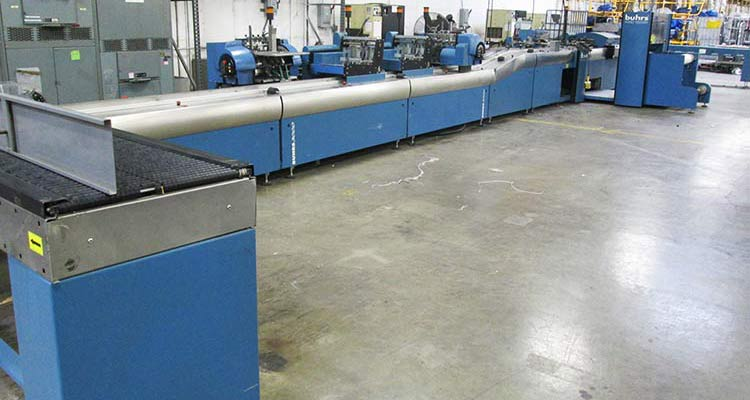 Sell Buhrs Systems and other CoMailers and Inserters
